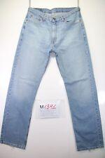 Levi's 751 boyfriend (Cod. M1391) tg50 W36 L34 Jeans gebraucht vintage Original