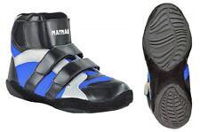 Matman SO28 Scrapper YOUTH Wrestling Shoes, Split-Sole Design, No Laces