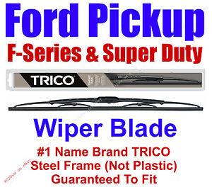 Ford F-150 F150 1998-2008 Standard Wiper Blade - Name Brand Trico Wiper - 30200