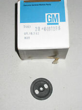 NOS GM Corvette Camaro Door Glass Mounting Nut 4491088 L88 Z/28 COPO RS SS