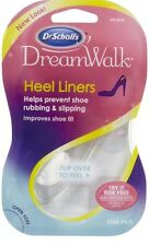 Dr. Scholl's Dream Walk Heel Liners One Pair