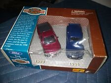 Maisto 50 YRS Ford F-Series Trucks 1998 & 1948 Pickups