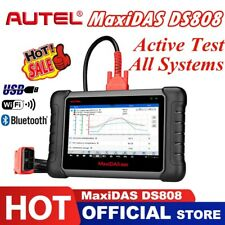 Automotive Scanner Diagnostic OBD2 Code Reader All Systems Scan Tool Active Test