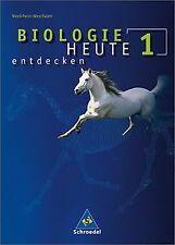 Biologie heute entdecken - Ausgabe 2003 für die Sek... | Buch | Zustand sehr gut