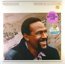 "12"" LP-Marvin Gaye-Dream of a Lifetime-e903-cleaned"