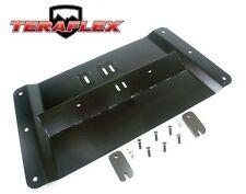 TeraFlex Belly Up Skid Plate Kit - Black for 1987-1995 Jeep Wrangler YJ 4648400