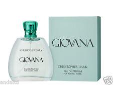 Christopher Dark Giovanna Eau De Parfum Natural Spray for Women 100ml