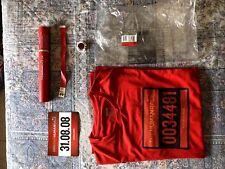 NIKE HUMAN RACE 31.08.2008 PACCO GARA COMPLETO VEDI DESCRIZIONE SOTTO