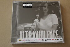 Lana Del Rey - Ultraviolence EU (CD)  POLISH Stickers