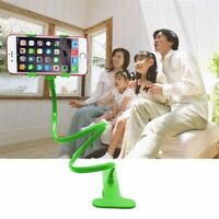Lazy Bracket Universal Flexible Mobile Phone Stand Holder Car Bed Desk For Phone