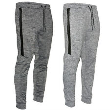 Men's Jogger Fitness Training Work Out Gym Sport Pants Heathered Sweatpants