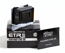 ZENZA BRONICA ETR 135N FILM BACK boxed good for  ETRS ETRSi SERIES