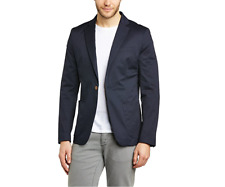 Selected Homme One IAN ID Long Sleeve Blazer, Navy BNWT  - UK SIze 36R RRP £80