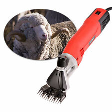 500W 110V Electric Shearing Clipper Shear For Sheep/Goats Livestock Pet Animal Y