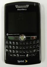 BlackBerry 8830 World Edition - Black (Sprint) Smartphone