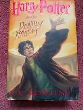 HARRY POTTER and the DEATHLY HALLOWS, Year 7, by J.K. Rowling~~FREE SHIPPING!!