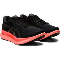 ASICS Woman GLIDERIDE Scarpe Donna Running Neutral BLACK GUNMETAL 1012A699 003