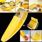 Fruit Cucumber Banana Slicer Strawberry Stem Remover Egg Cutter Kitchen Tools DB