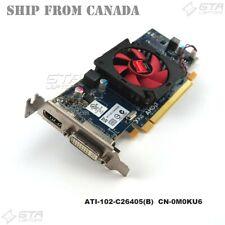 AMD Radeon HD6450 1GB DVI DisplayPort Video Card ATI-102-C26405(B) 0M0KU6