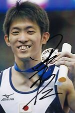 KAZUHITO TANAKA *JPN*  > 2. Olympics 2012 / GYM - sign. Foto