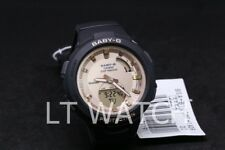 BSA-B100MF-1A Black Casio Baby-G Watches Analog Digital Resin