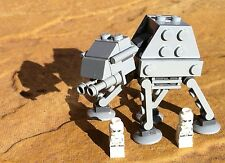 Lego Star Wars 3866 Juego - 2 higos nieve Troopers + Micro At-at Walker (2016)