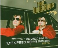 Disco Boys For you (2005, feat. Manfred Mann's Earth Band) [Maxi-CD]