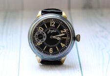 JUNGHANS Military German vintage men's mechanical wristwatch