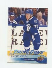 16/17 UPPER DECK YOUNG GUNS CANVAS ROOKIE RC #C227 ADAM ERNE LIGHTNING *62213