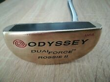 """ODYSSEY DUAL FORCE ROSSIE II Putter / 33 """" BRONCE  Made in  USA"""