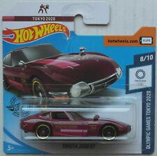 Hot Wheels Toyota 2000 GT aubergine Olympic Games Tokyo 2020 Neu/OVP HW Mattel