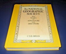 NATIONAL GEOGRAPHIC SOCIETY - 100 YEARS OF ADVENTURE & DISCOVERY 1987