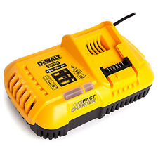 DEWALT DCB118 / 20V Max Flexvolt Fast Charger / Internal Fan / FLEXVOLT / Fast C