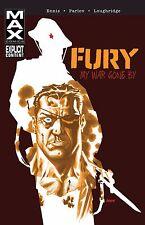 Sgt Fury Vol 1: My War Gone By by Ennis & Parlov TPB Marvel Max 2012