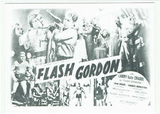 Flash Gordon Series 1 Complete 36 Card Set