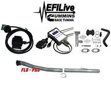 EFI Live Tuner 10-12 Dodge Ram 6.7L for Cummins DPF EGR Delete CSP5 Cooler Hose