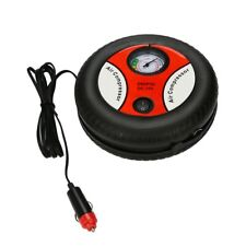 260PSI DC 12V Portable Electric Mini Tire Inflator Air Car Auto Pump Home  USE