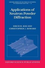 Applications of Neutron Powder Diffraction (Oxford Series on Neutron Scattering