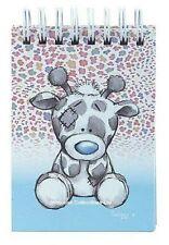 Me To You / Blue Nose Friend A7 Notepad, Note Book - Twigg the Giraffe