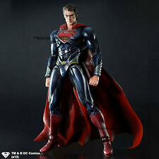 SUPERMAN - Man of Steel - Superman Play Arts Kai Action Figure Square Enix
