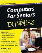 Computers For Seniors For Dummies, 3rd edition, by Nancy Muir, Large Print