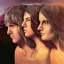 EMERSON, LAKE & PALMER TRILOGY (DELUXE EDITION)  2CD DIGIPAK