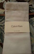 Calvin Klein Dinner Napkins BIJA  Set of 4 NWT