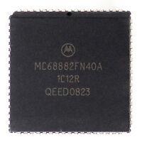 Motorola 68882 40Mhz Math Co-Processor FPU PLCC for Apple Amiga NOS MC68882FN40A