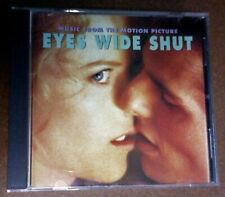 Eyes Wide Shut : Music from Motion Picture by Stanley Kubrick (Cd, 1999, Warner)