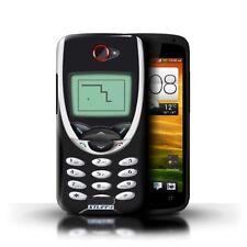 Étuis, housses et coques noirs HTC One S pour téléphone mobile et assistant personnel (PDA) HTC