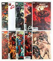 Absolute Carnage #1-5 Set + Variant Covers (2109 Marvel) Donny Cates! Venom! NM