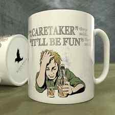 Be a Caretaker They Said...It'll Be Fun They Said! - Mug