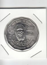 "2017 Australian 50 cent coin - ""1992 MABO 25 YEARS"" - UNC in 2x2 Holder"
