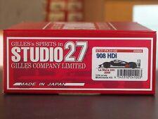 Studio27 FK24100 1:24 Peugeot 908 LM 2009 resin kit